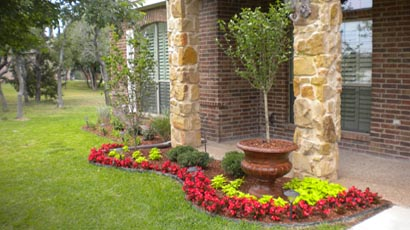 Landscape Design Installation Miravista Fort Worth Commercial Residential Landscaping Company